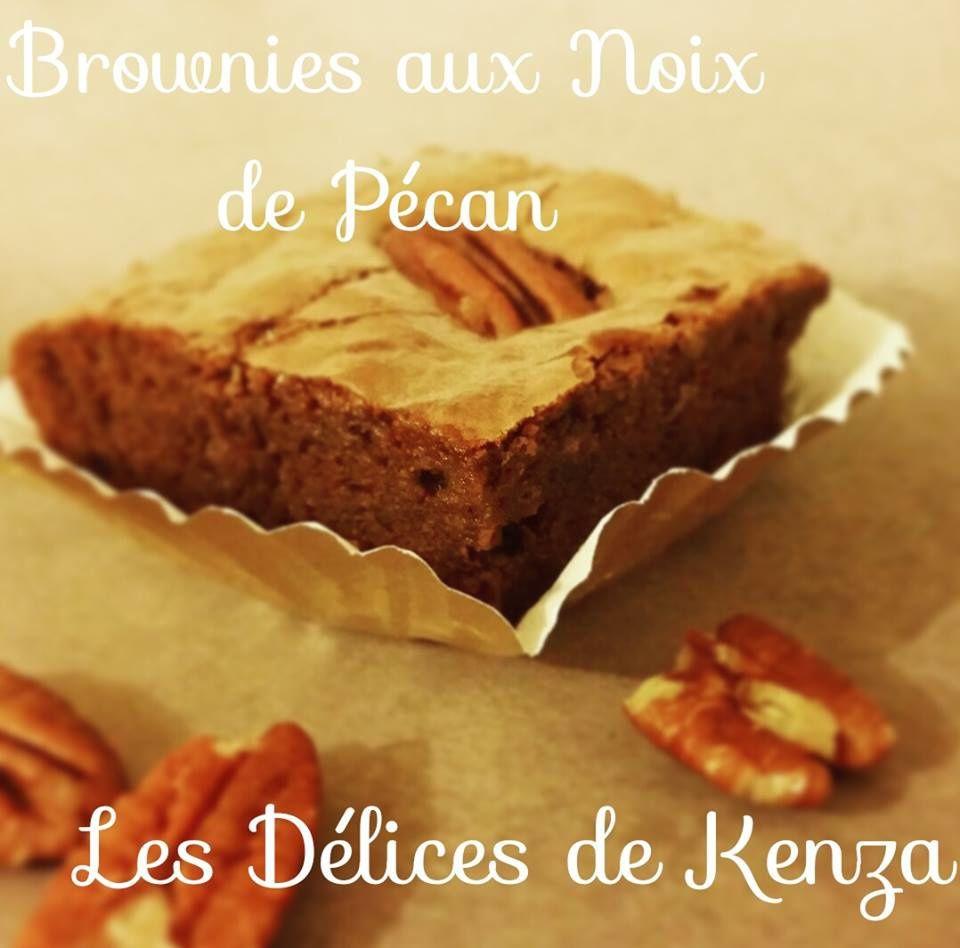 Brownies aux Noix de Pecan