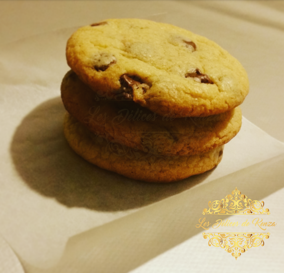 Cookies By Les Delices de Kenza