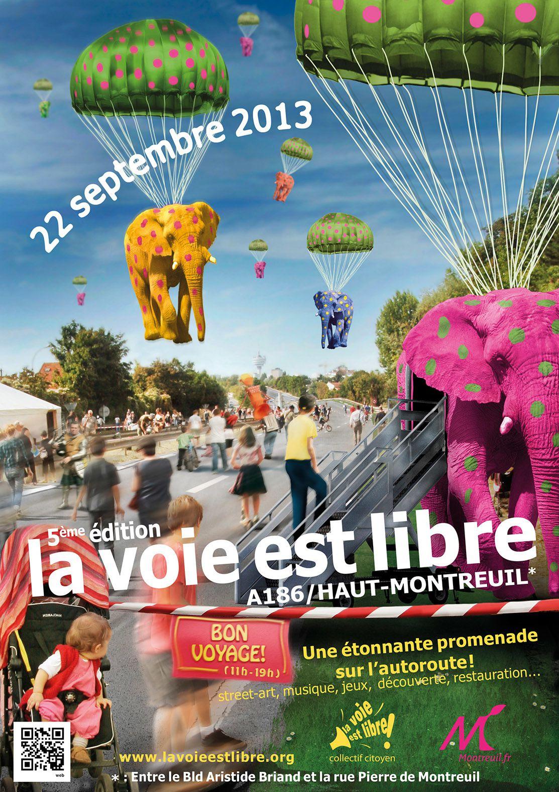Initiative en transition : Festival la voie est libre !