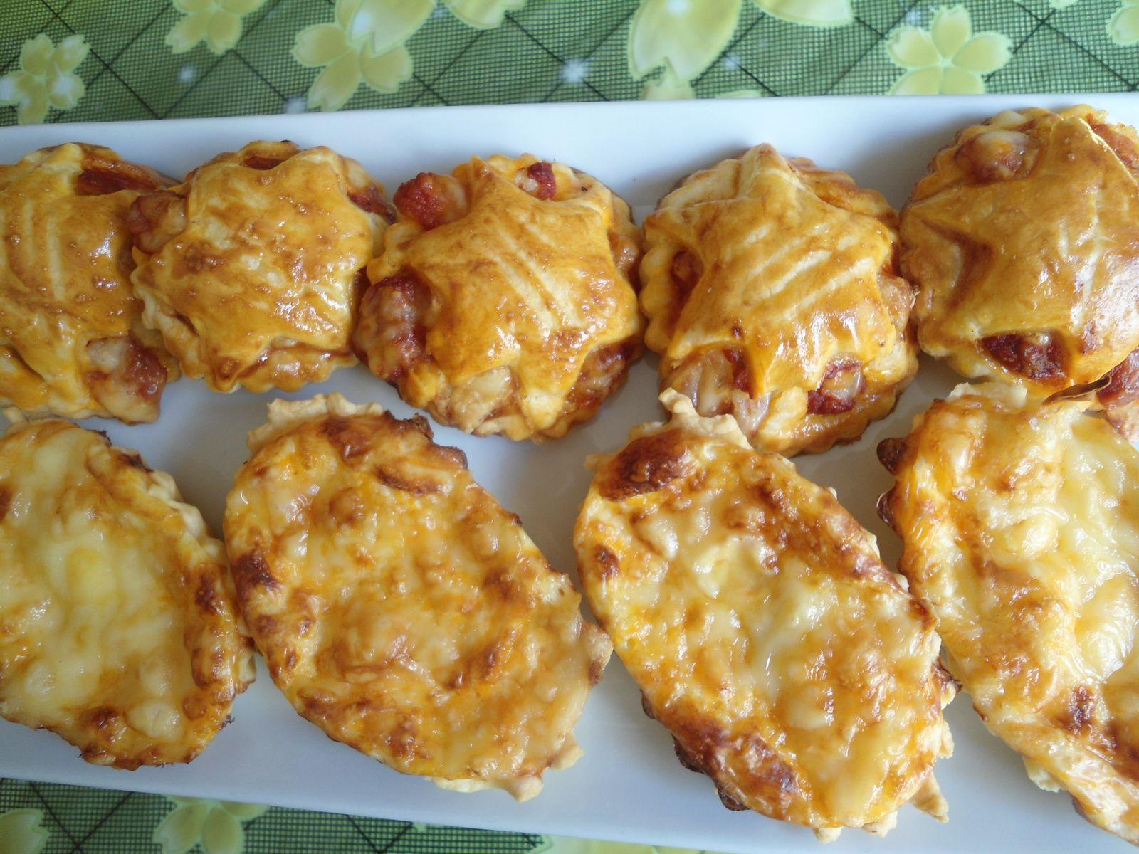 Petit four sal au fromage des diff rents plats for Petit four cuisine