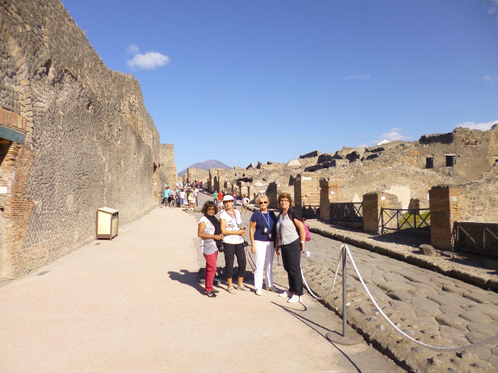 Pompeï, Italie