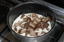 Pâte à tartiner aux MARS