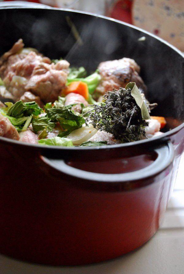 Blanquette de veau la vanille la cuisine des chefs - Cuisiner la blanquette de veau ...