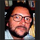 Il giornalista Osvaldo Contenti