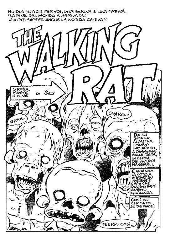 THE WALKING RAT