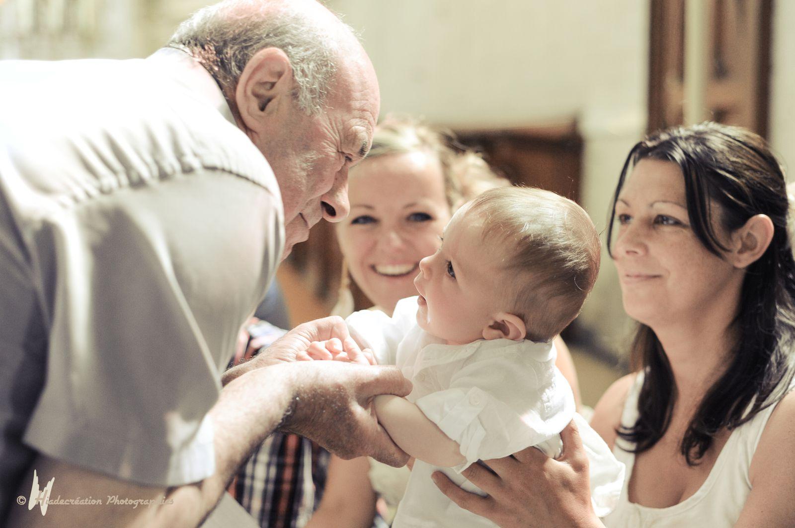 Baptême de Noa