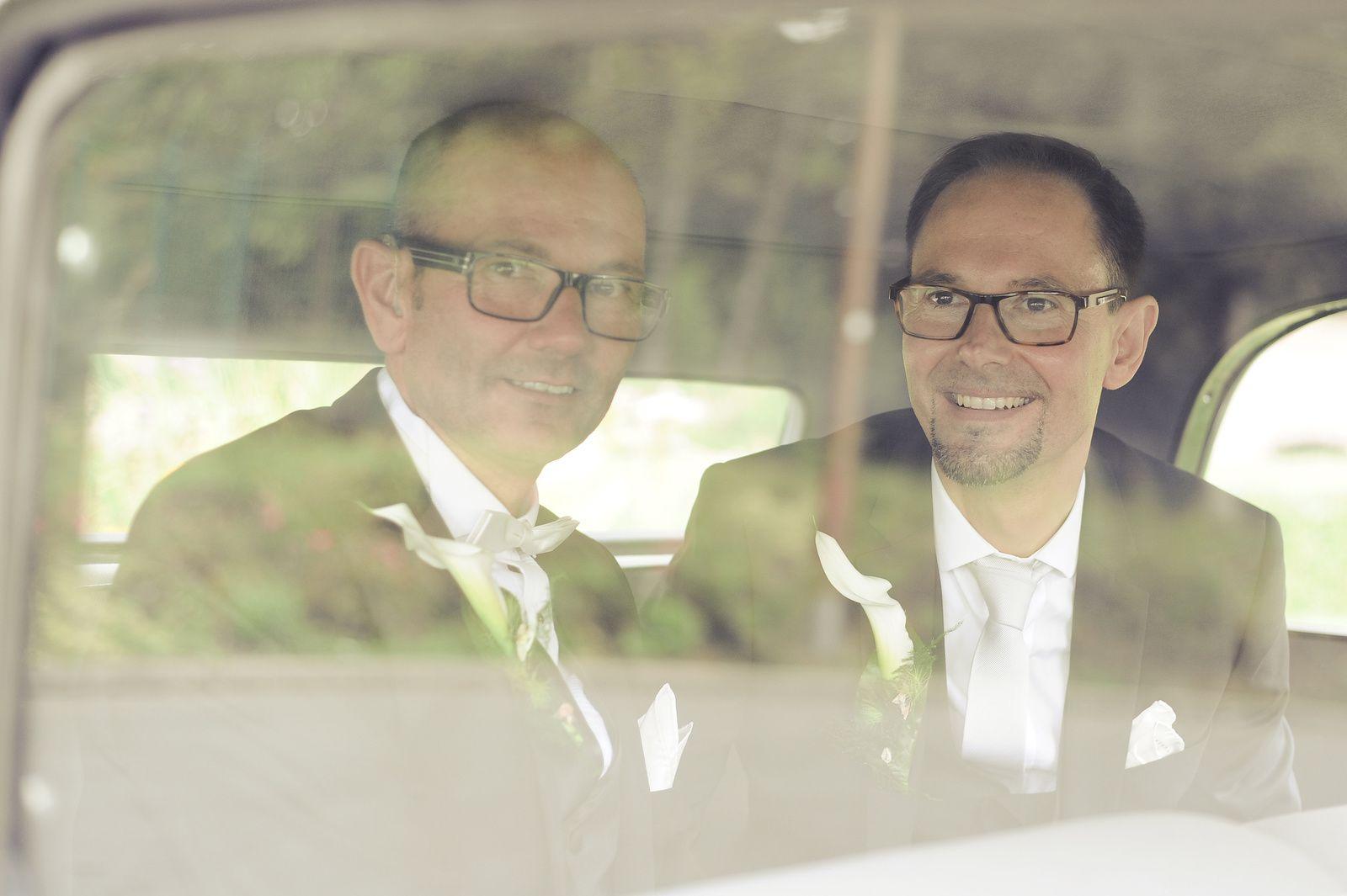 Marc + Gerald