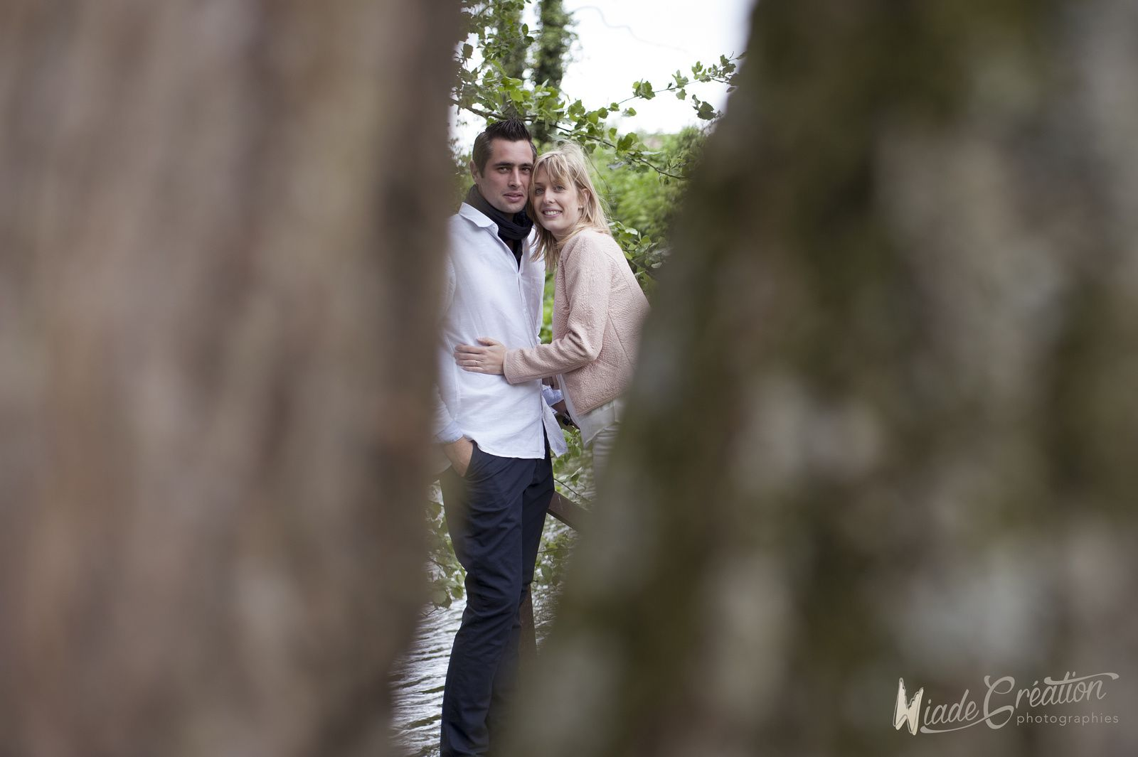 Emilie et Maxime Save the date