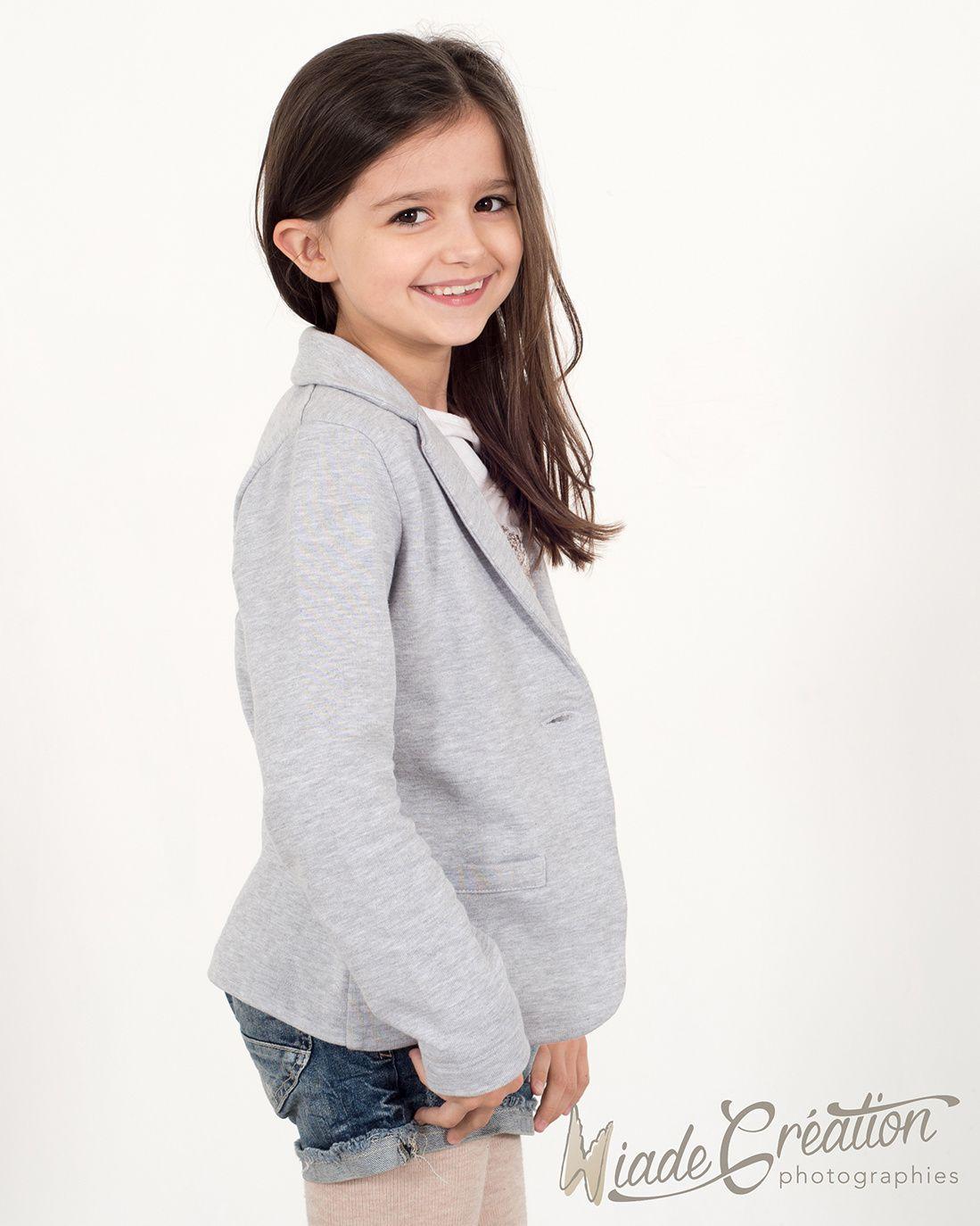 Léony 8 ans