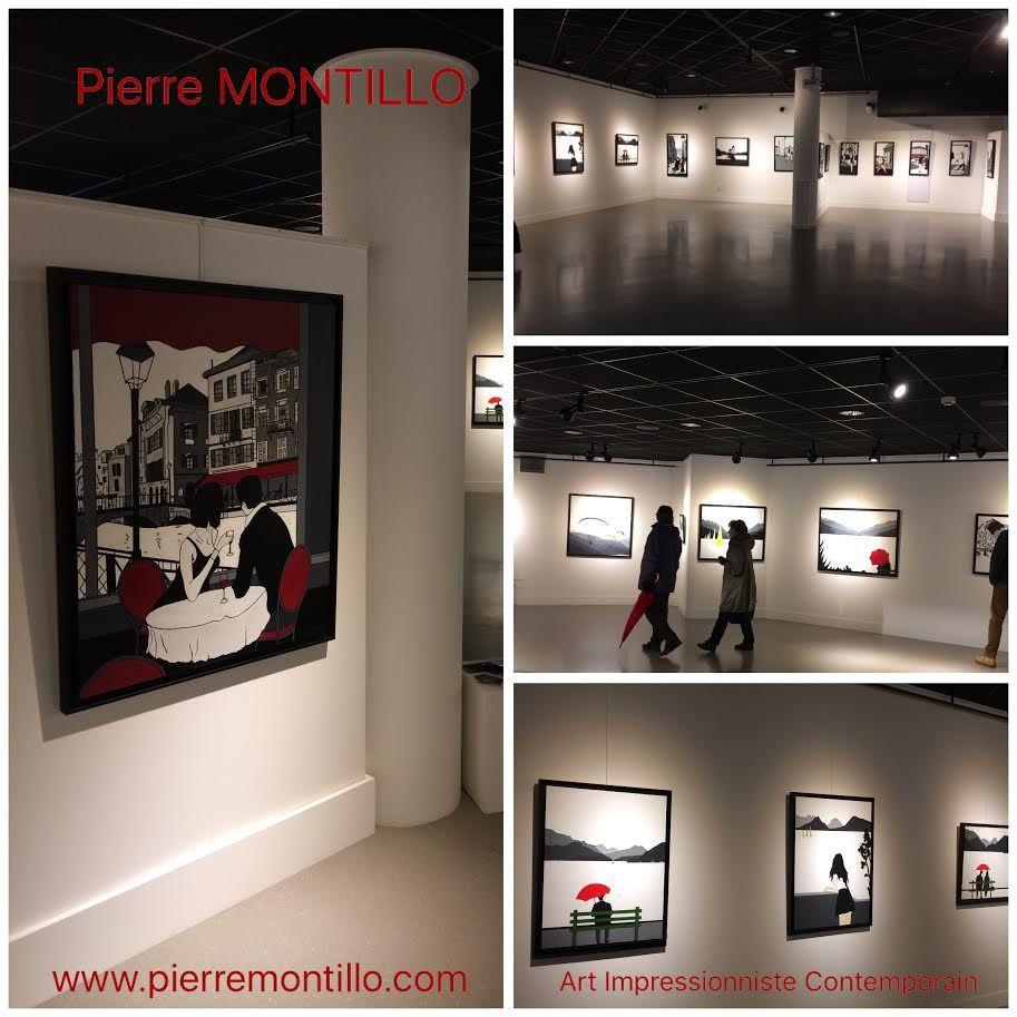 Art Gallery  Pierre MONTILLO
