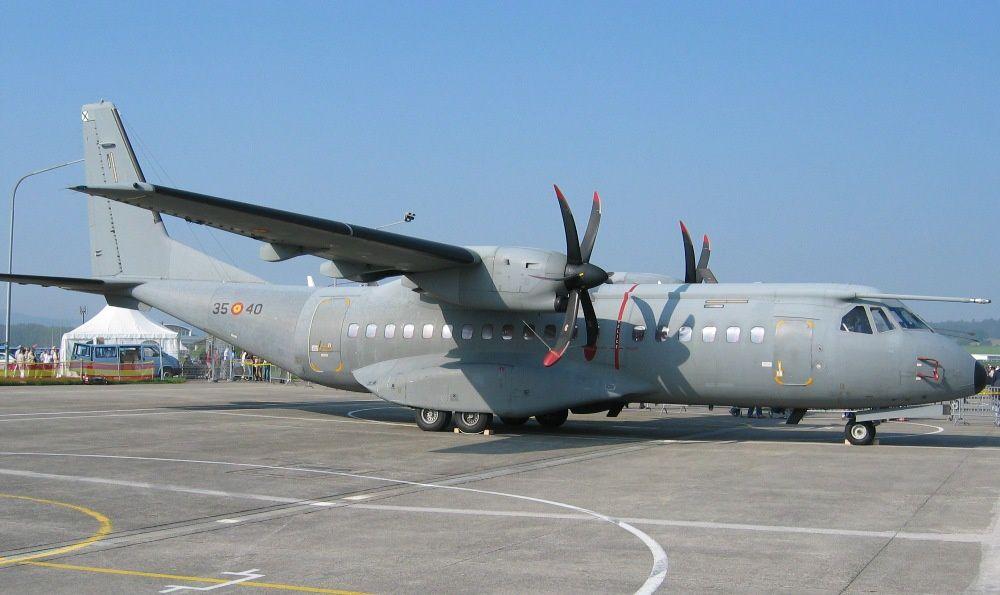 C-295 des Forces aériennes espagnoles. (© wikipédia)