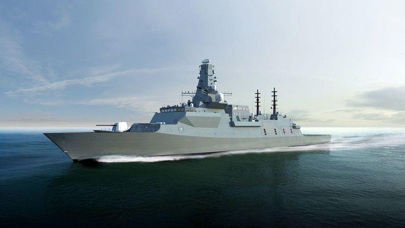 Frégate Type 26. (© Royal Navy)