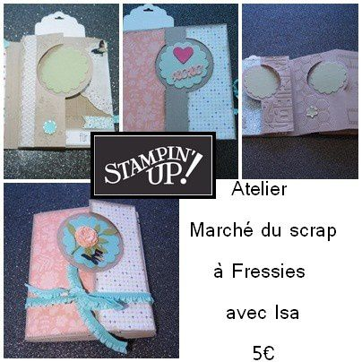 Le printemps des Stampin'girls!