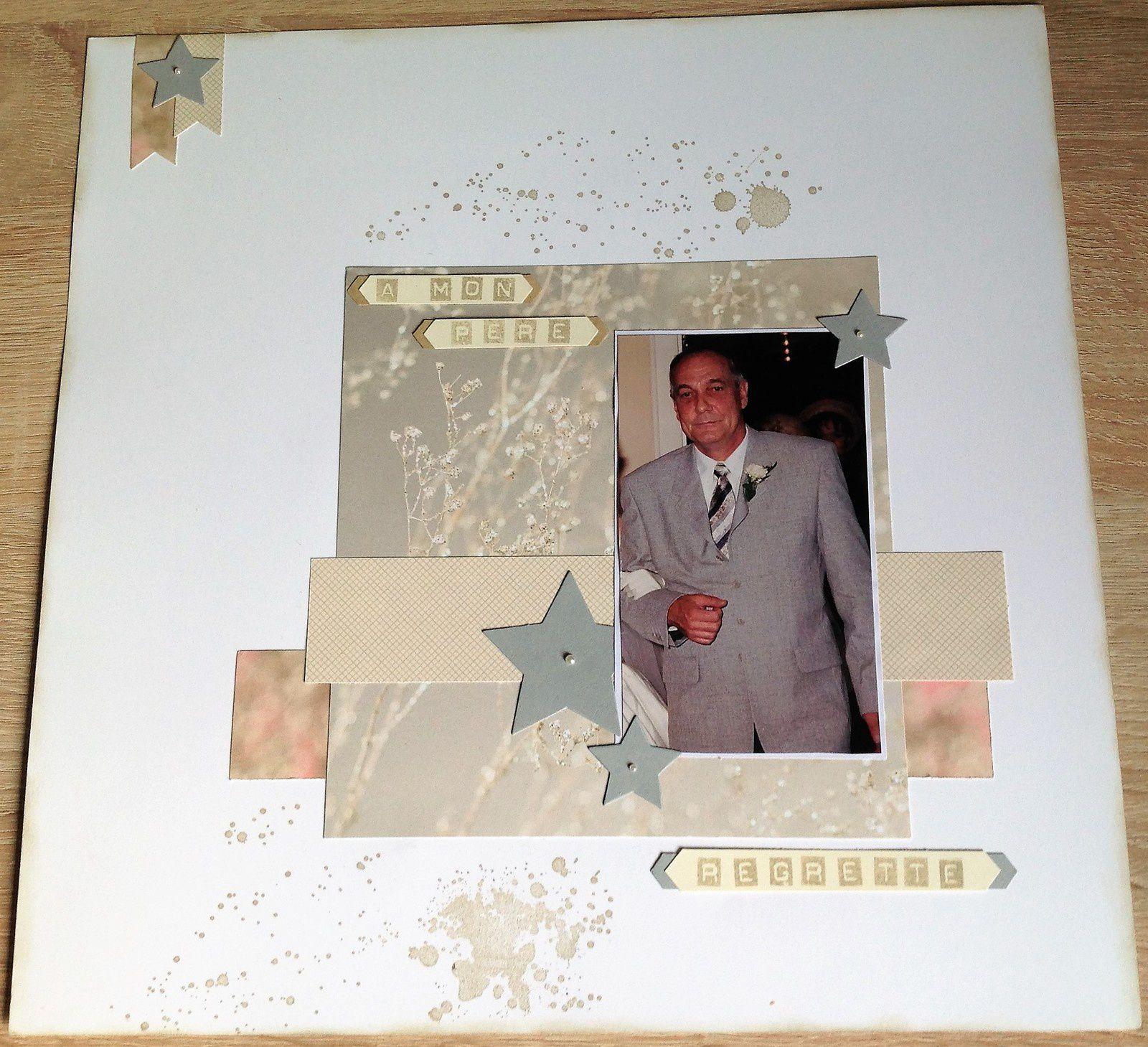"""Papiers cartonnés murmure blanc, brune dune, gris ardoise&#x3B; papier de la série Design Amour naissant&#x3B; framelits étoiles et bannières&#x3B; perforatrice étiquette décorative&#x3B; sets de tampons """"Labeler Alphabet"""", """"Gorgeous Grunges""""&#x3B; encreur brune dune."""