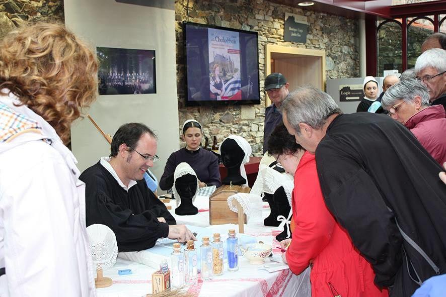 La Bretagne s'invite à La Chabotterie