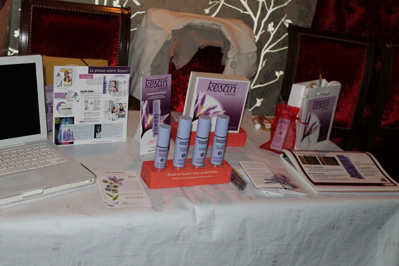 My first beauty party by Troc Box Event