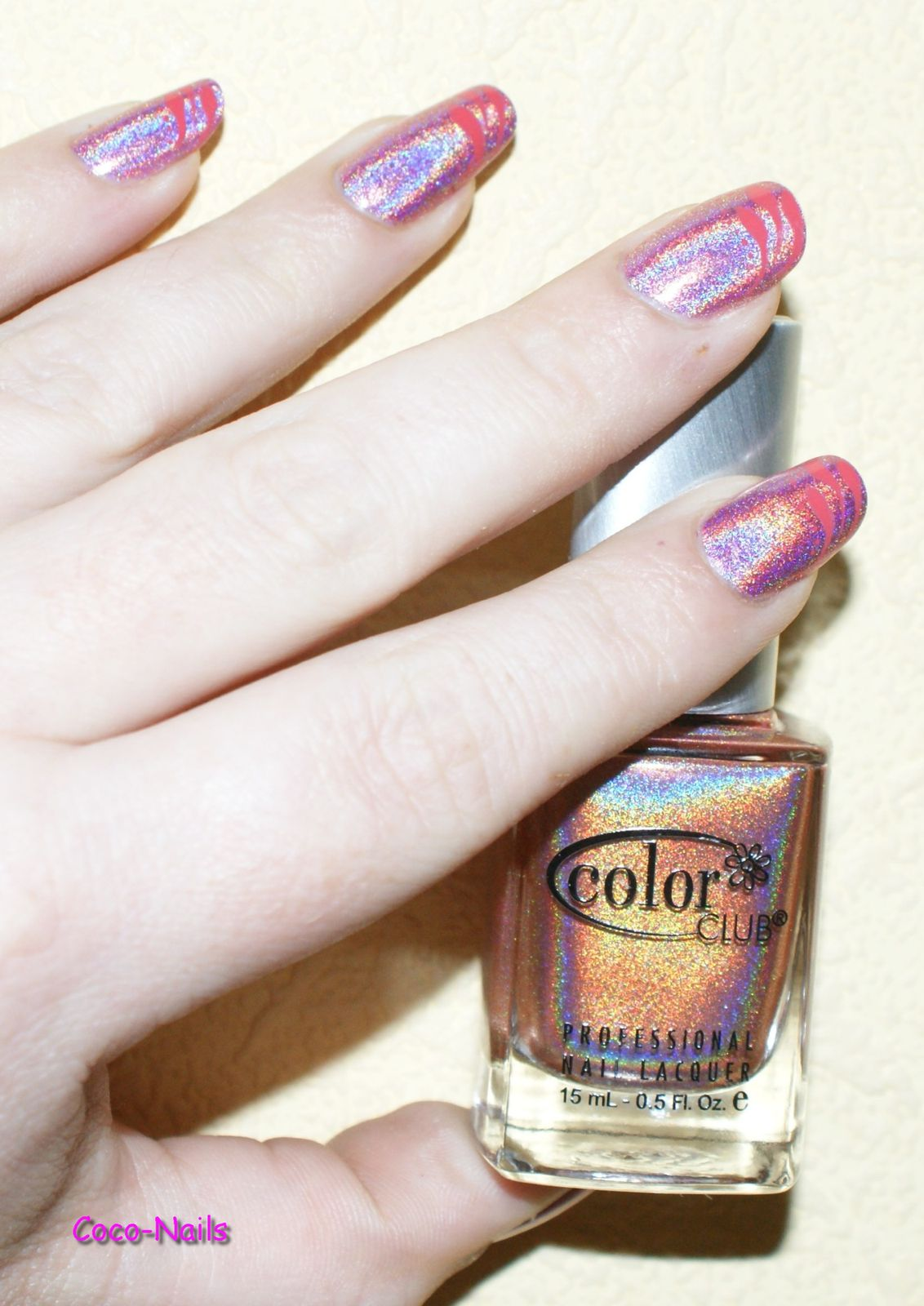 Color Club : Cosmic Fate