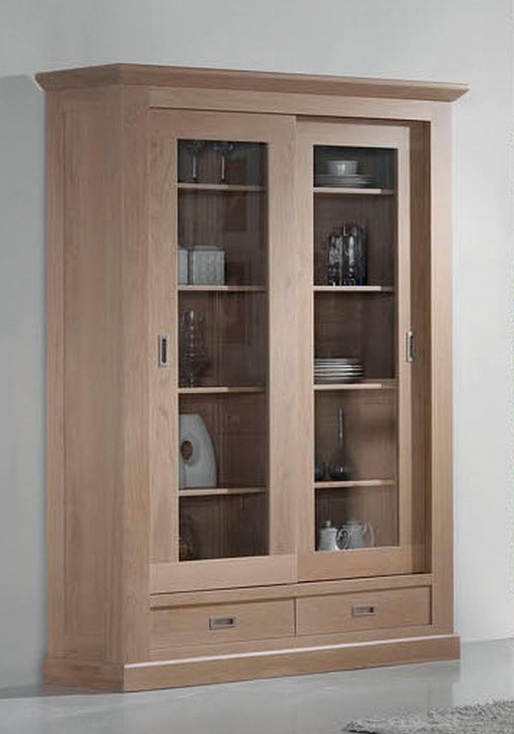 salle manger contemporaine en ch ne blanchi capri. Black Bedroom Furniture Sets. Home Design Ideas