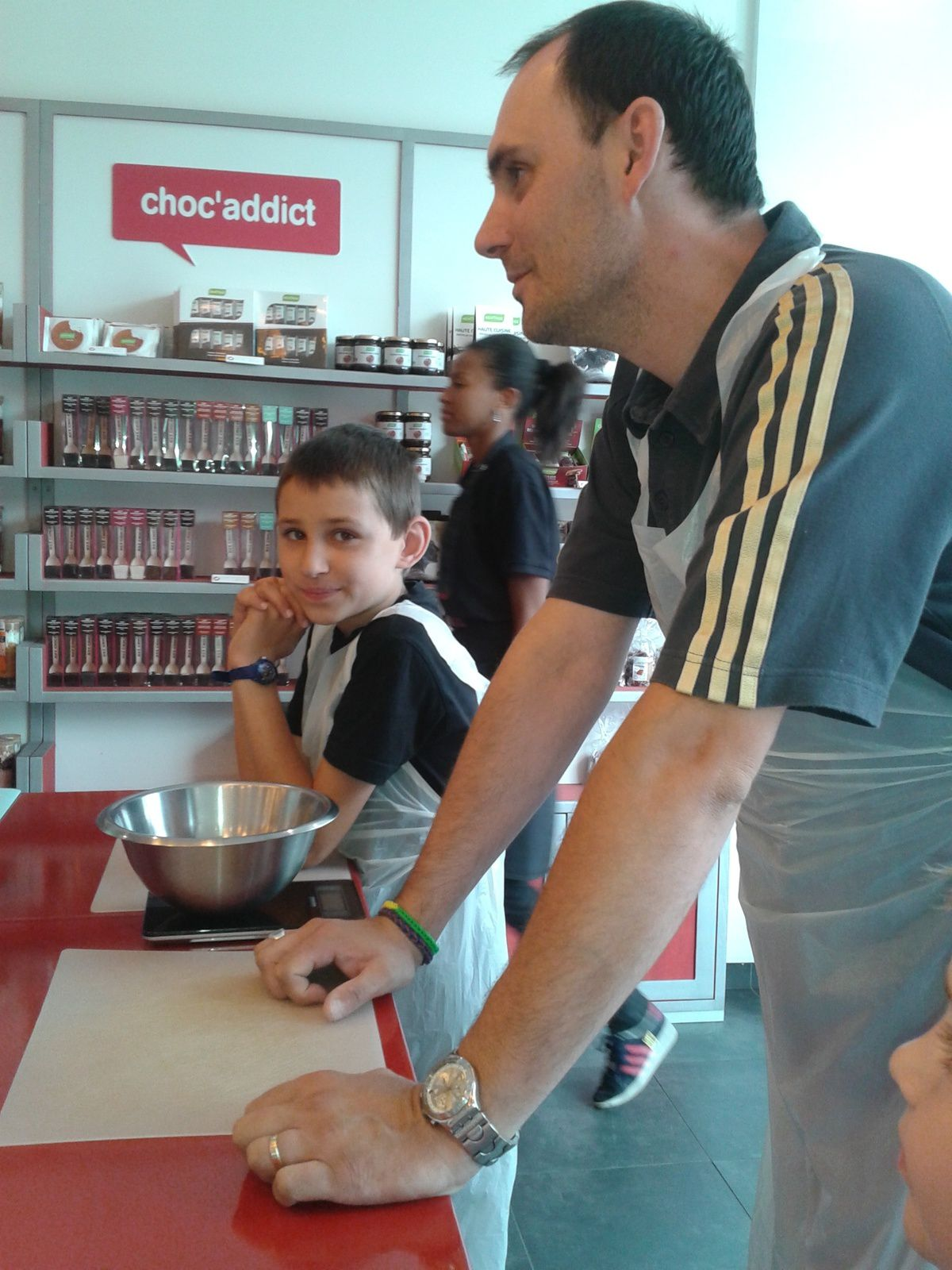 Atelier Cook and Go en famille
