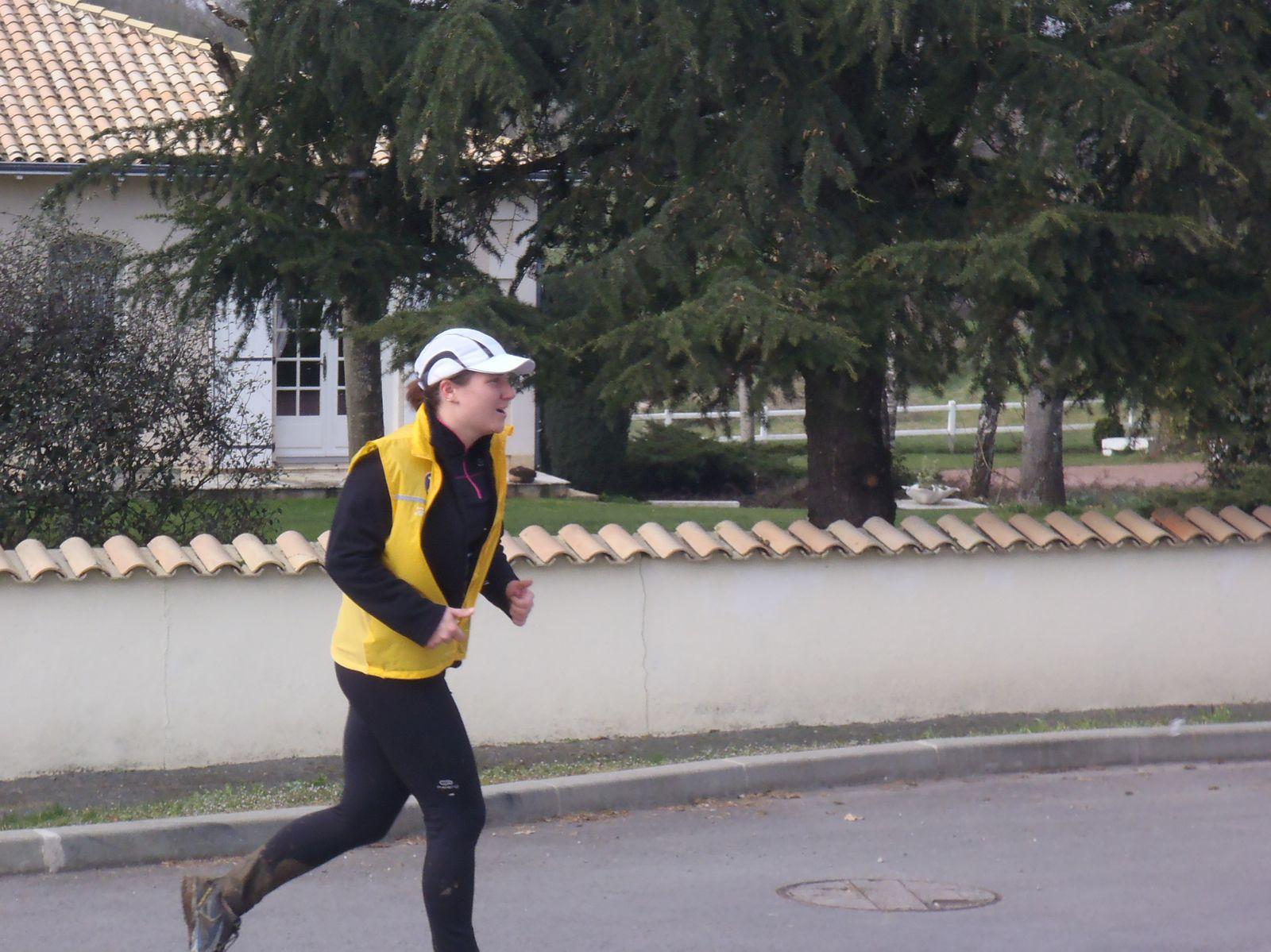 Trail du Val D'Egray 2013