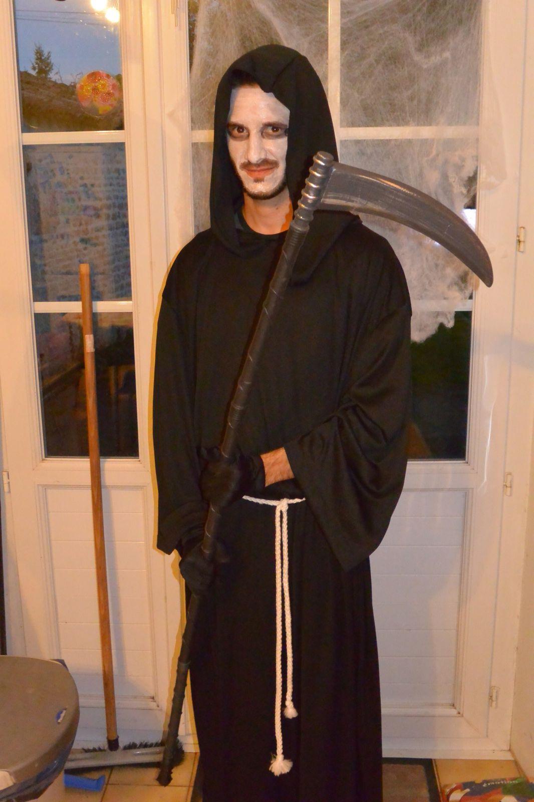 Soirée Halloween à Grand Bois
