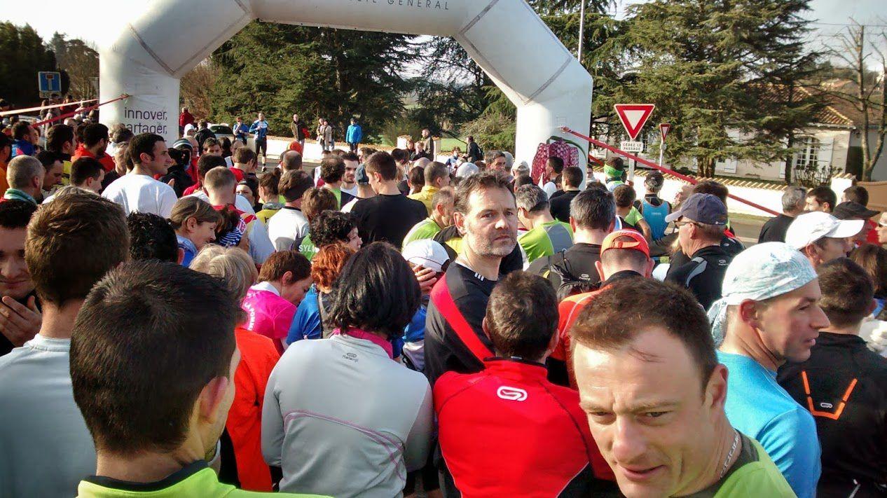 Trail du Val d'Egray 2014