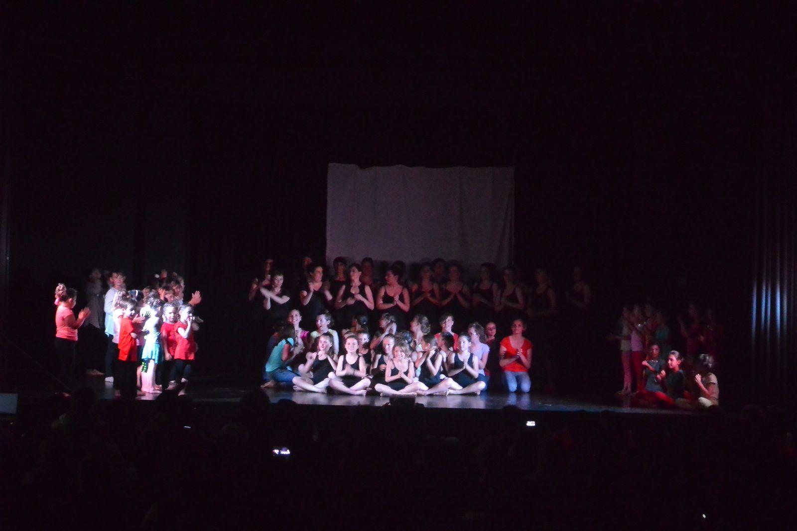 Les spectacles de fin d'année (première)