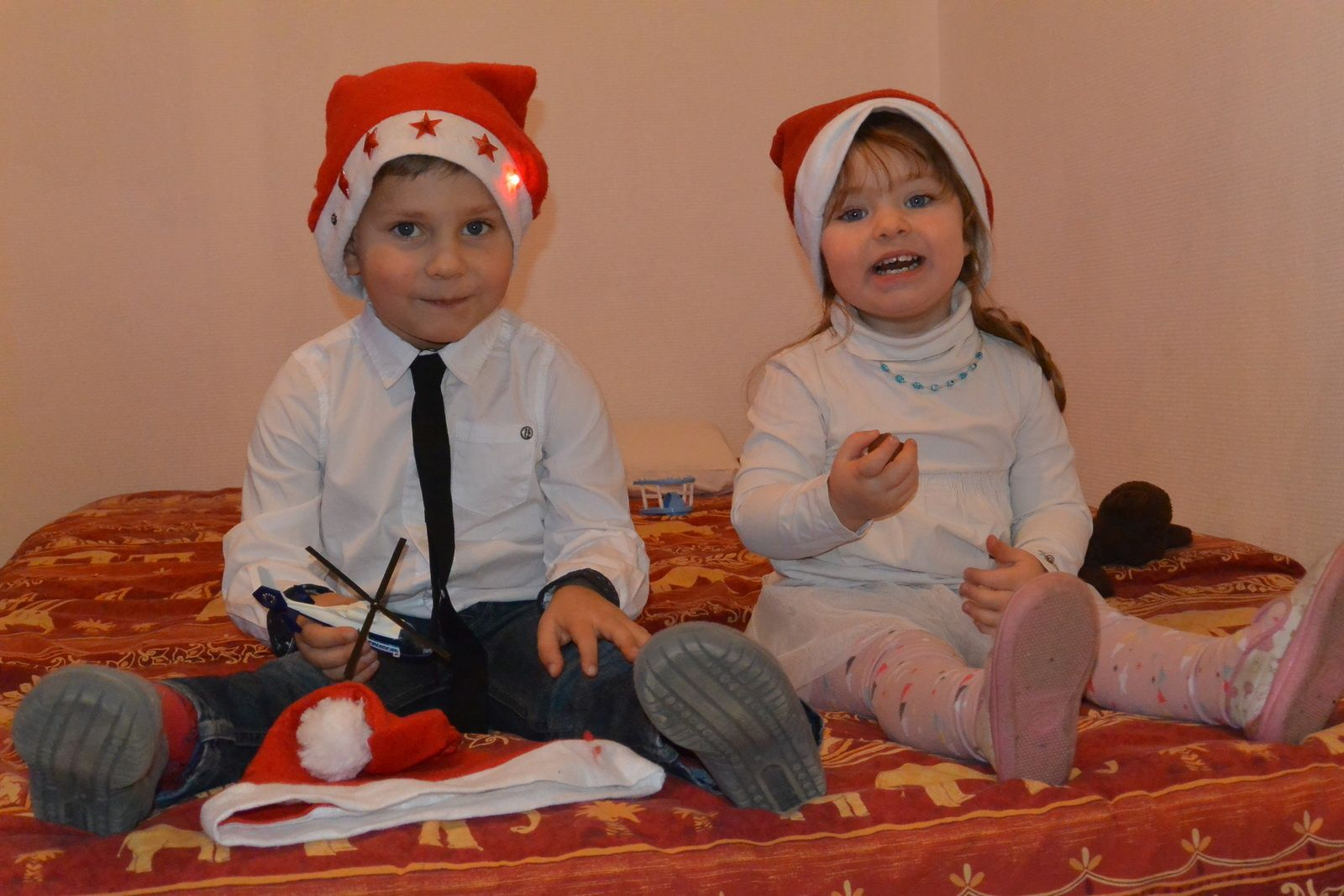 Le réveillon de Noël 2013