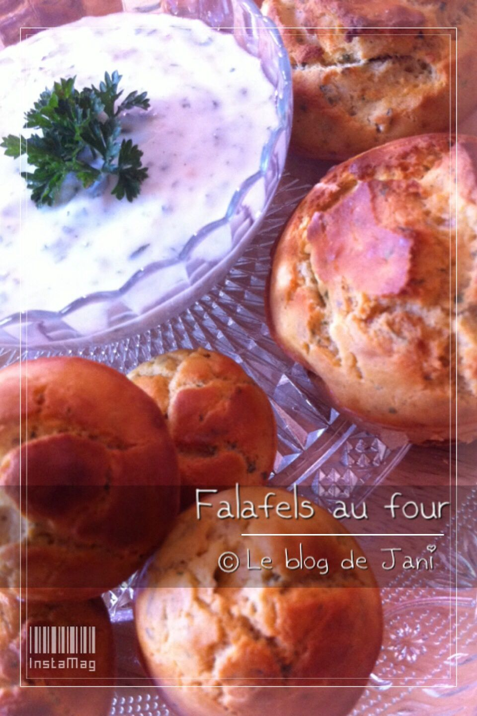 Falafels au four &quot&#x3B;light sans friture&quot&#x3B;