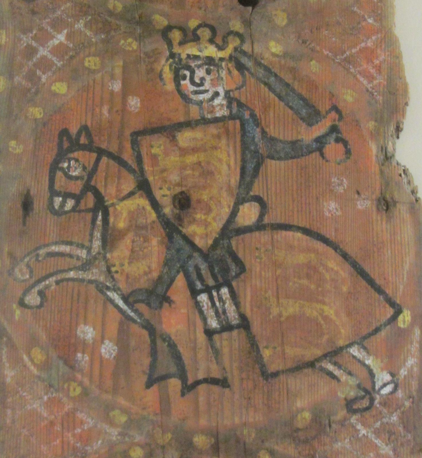 Images oubliées du Moyen-âge...