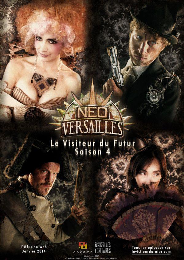 Néo-Versailles - Affiches