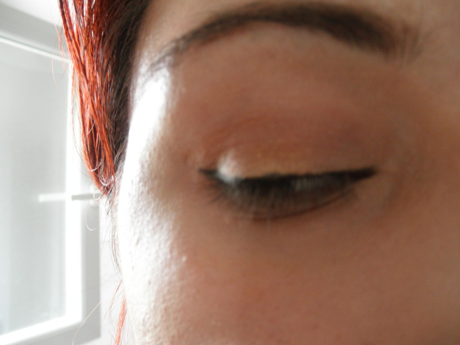 Make up #2 : light avec la Naked 2, pas à pas photo