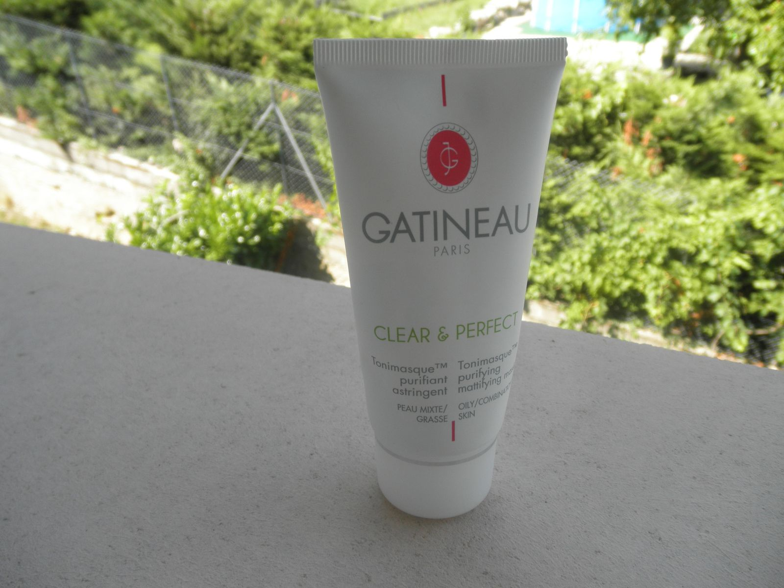 Masque Clean and perfect de Gatineau
