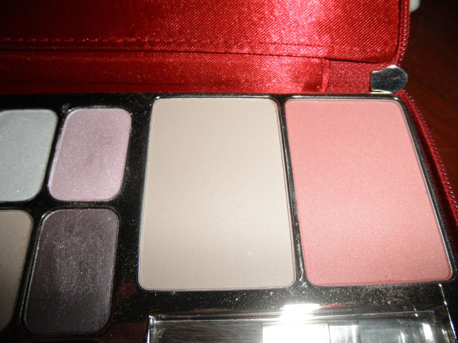 Palette Clarins Travel