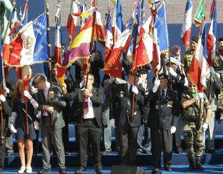 Le drapeau de la République espagnole flottera à nouveau cette année à Paris le 25 août