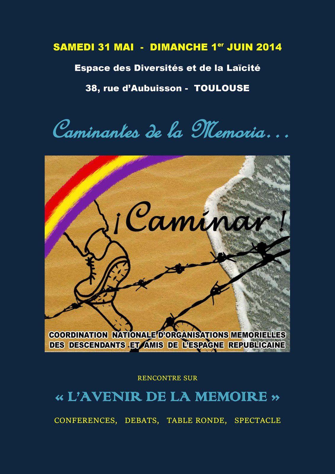 Deux journées qui vont compter pour &quot&#x3B;L'avenir de la Mémoire&quot&#x3B;