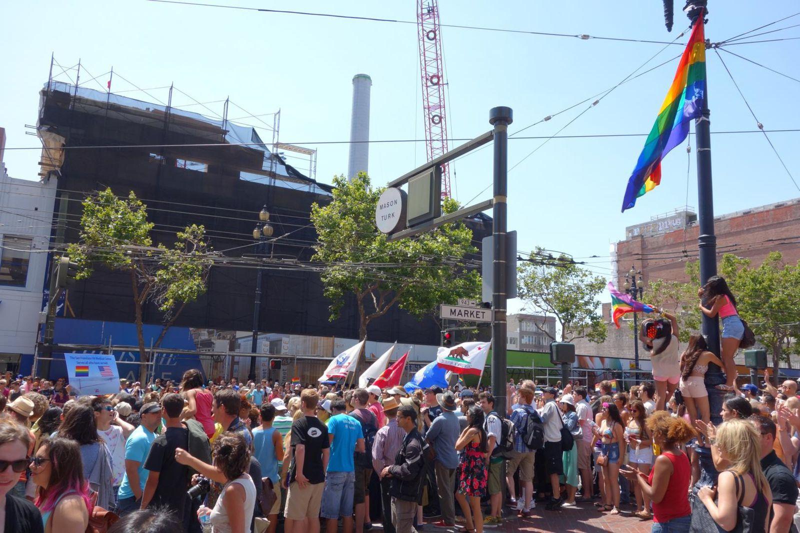 Un peu de Gay Pride