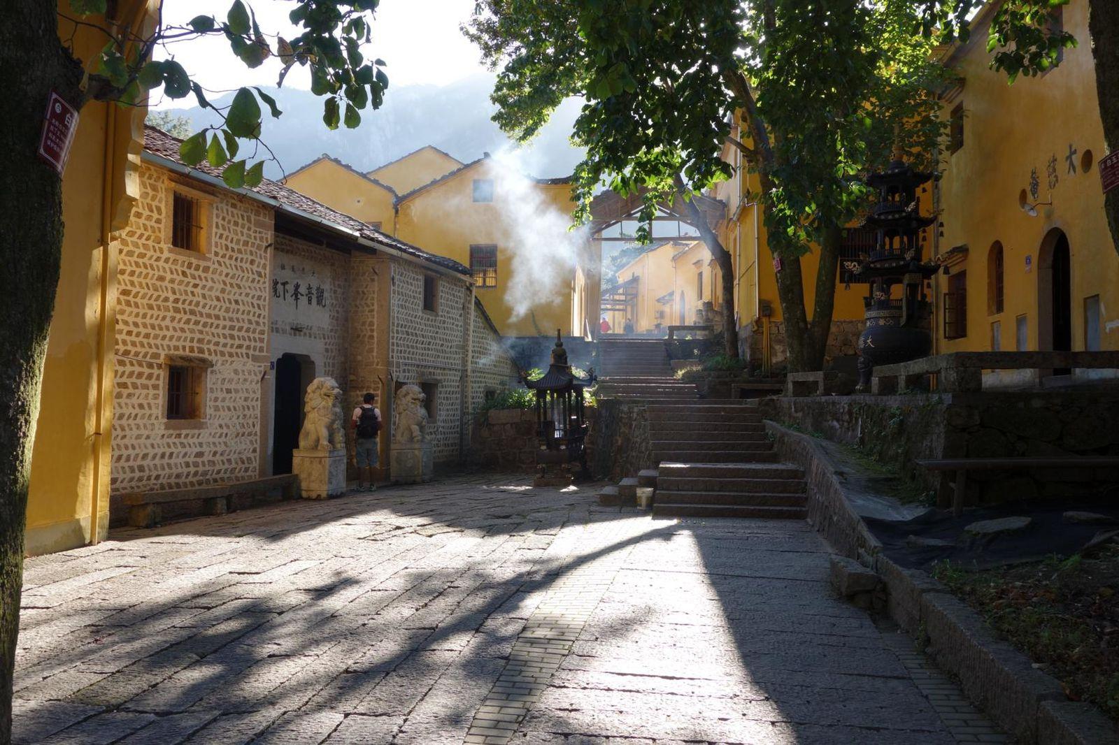 Petit village calme et lieu de prières