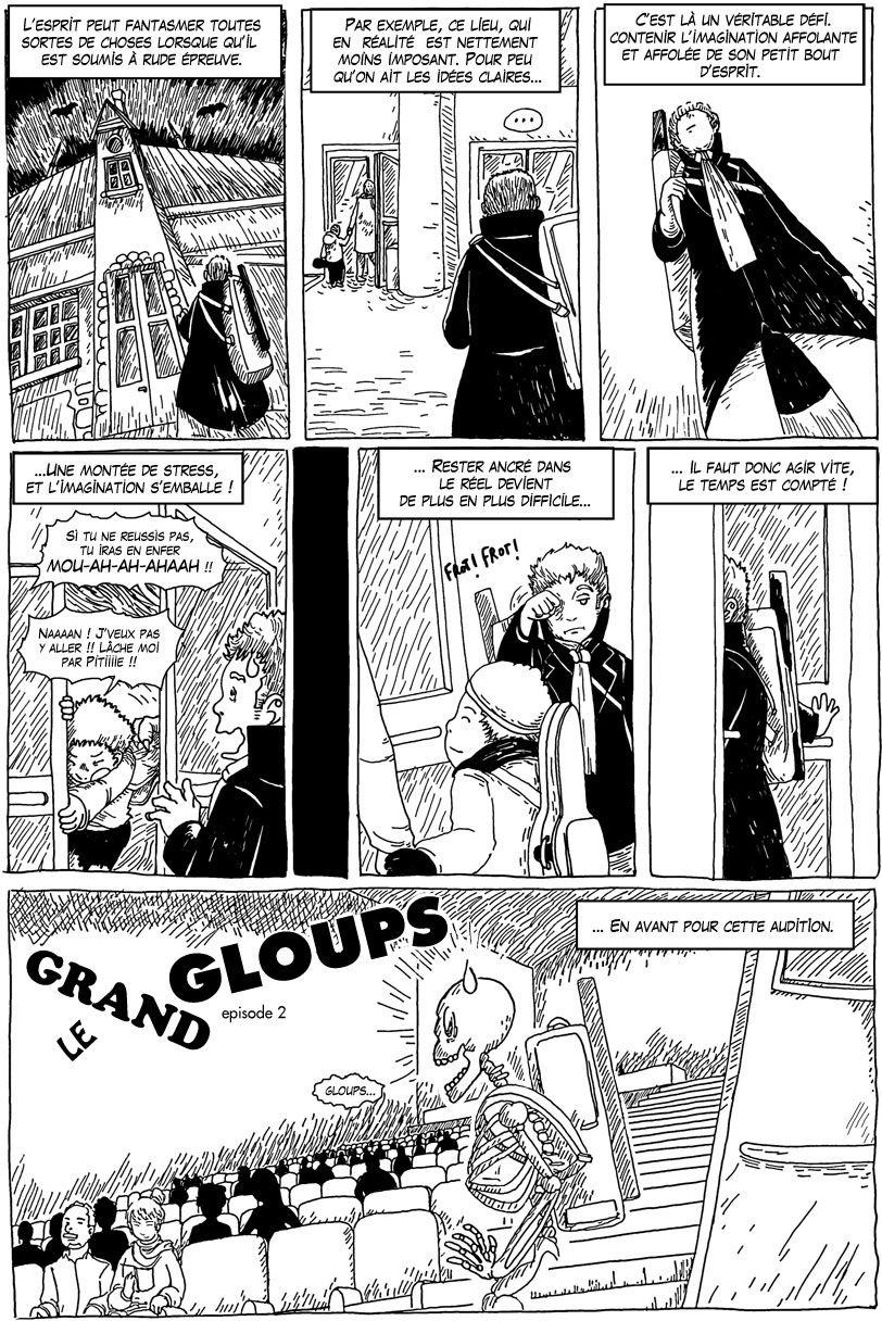 Le Grand Gloups Ep. 2