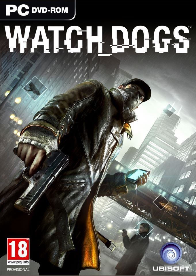 Jaquette de Watch Dogs