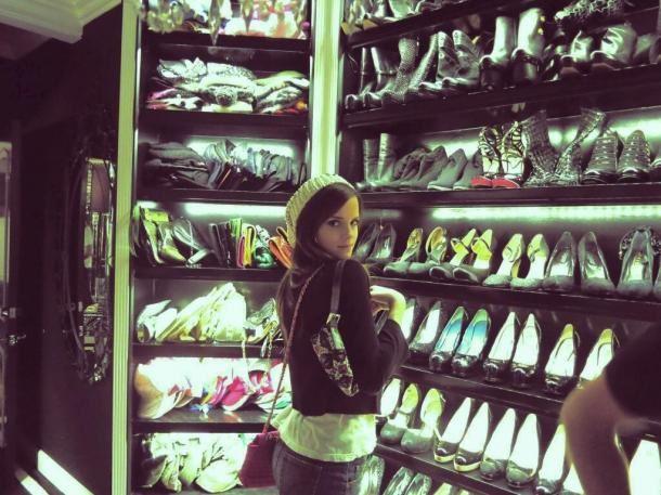 Shopping à L.A (The Bling Ring de Sofia Coppola)