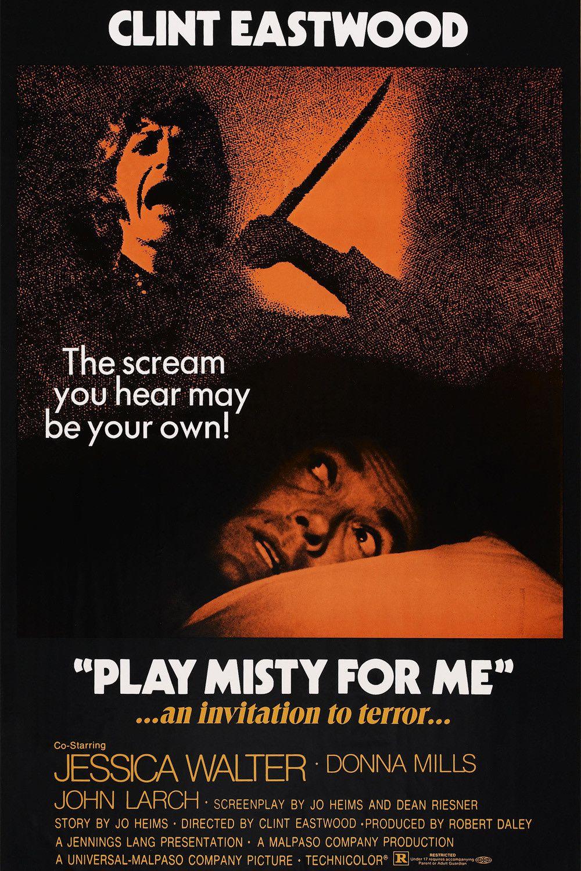 Trois notes sur Play Misty for me (Un Frisson dans la nuit de Clint Eastwood)