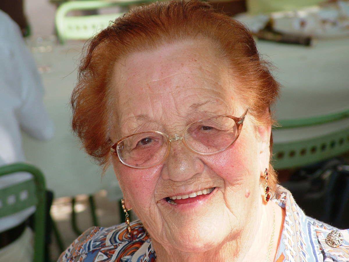 Marie-Jeanne ESPANET - 1916 - 15 octobre 2014