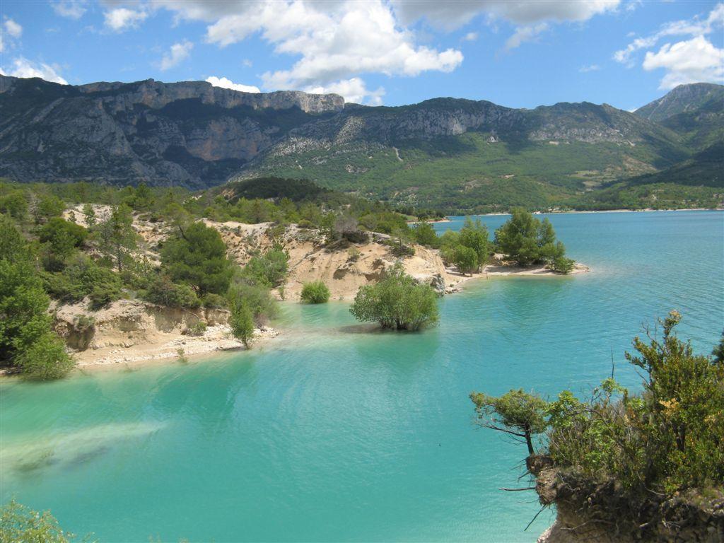 Lac de sainte croix verdon mai 2008 - Sainte croix du verdon office du tourisme ...