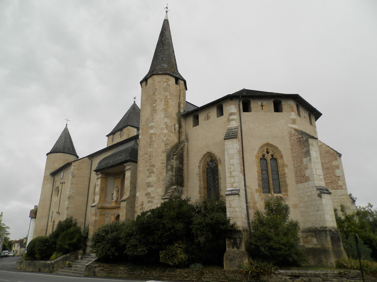 eglise St Laurent de morlanne