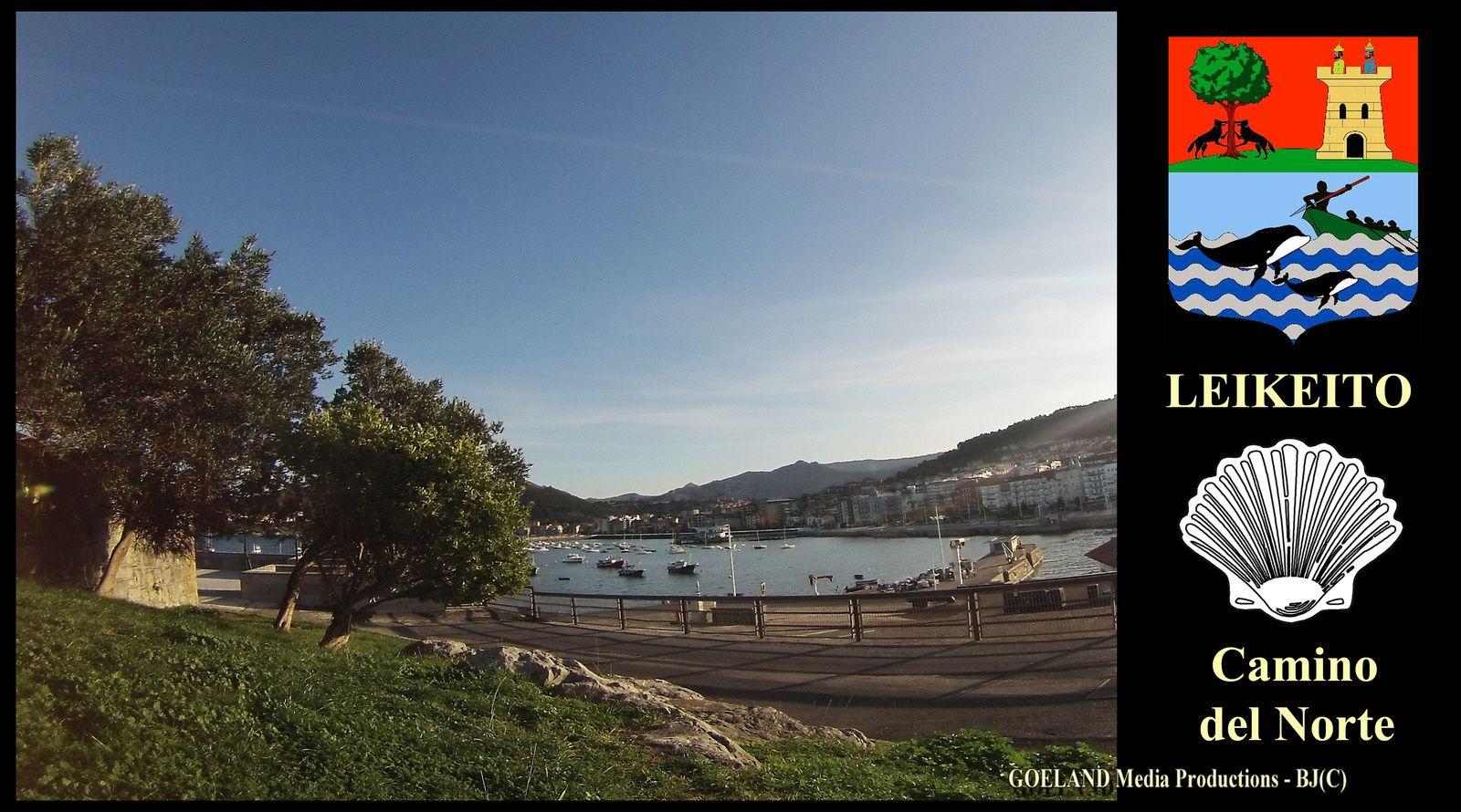 LEKEITIO port de pêche à la vie portuaire intense et au riche patrimoine