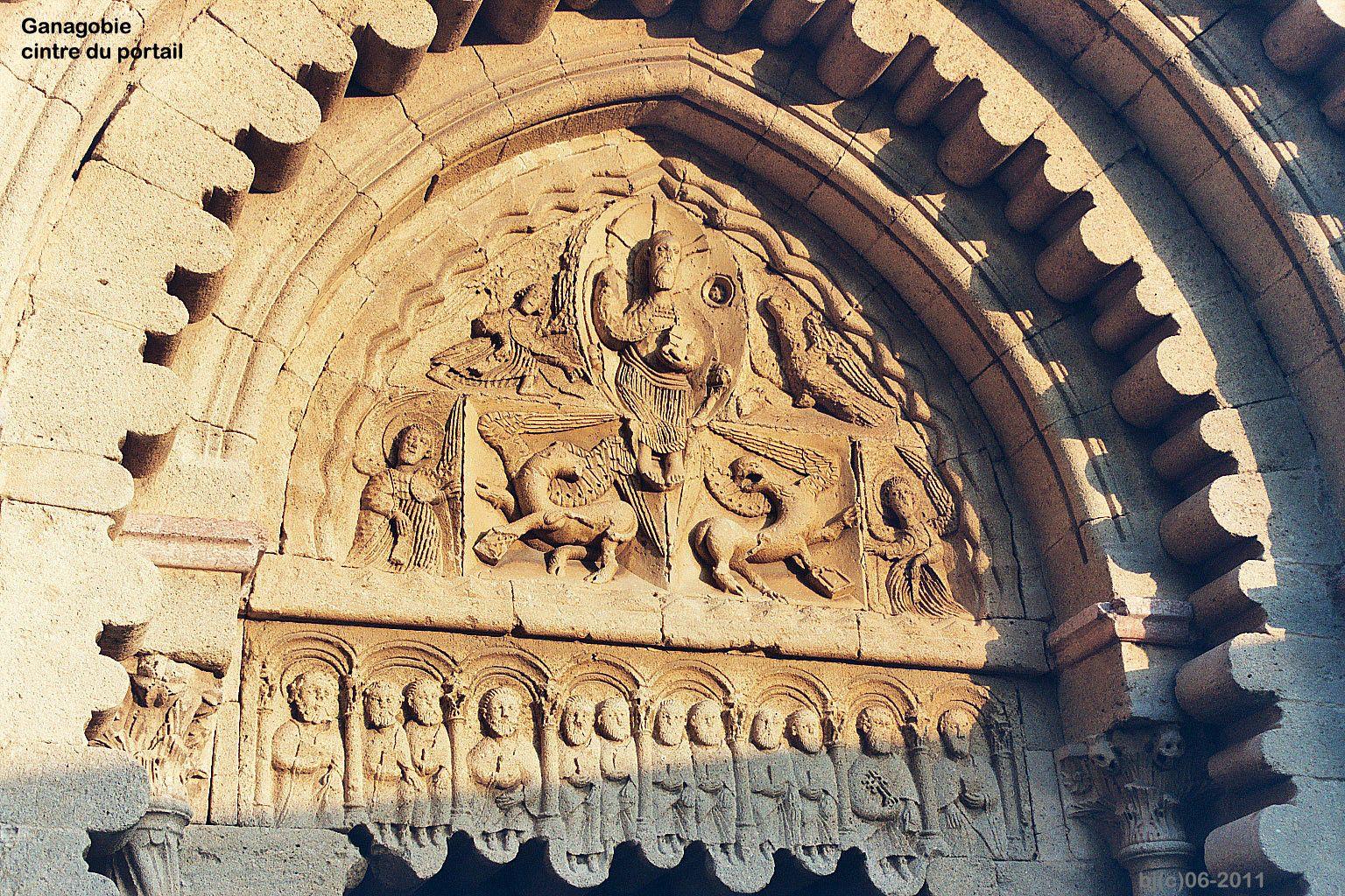 3éme étape de PEYRUIS à GANAGOBIE ( Village ) et prieuré