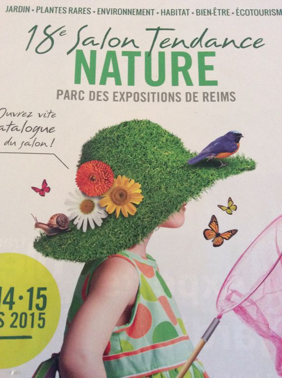 Visite au 18ème Salon tendance Nature de Reims