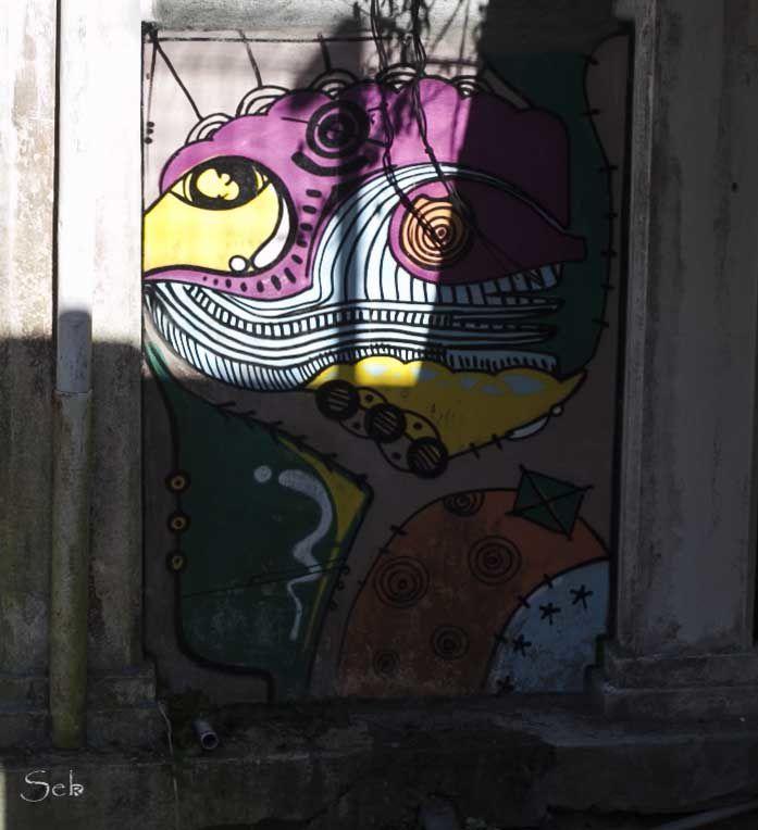 Street Art, Cilaos