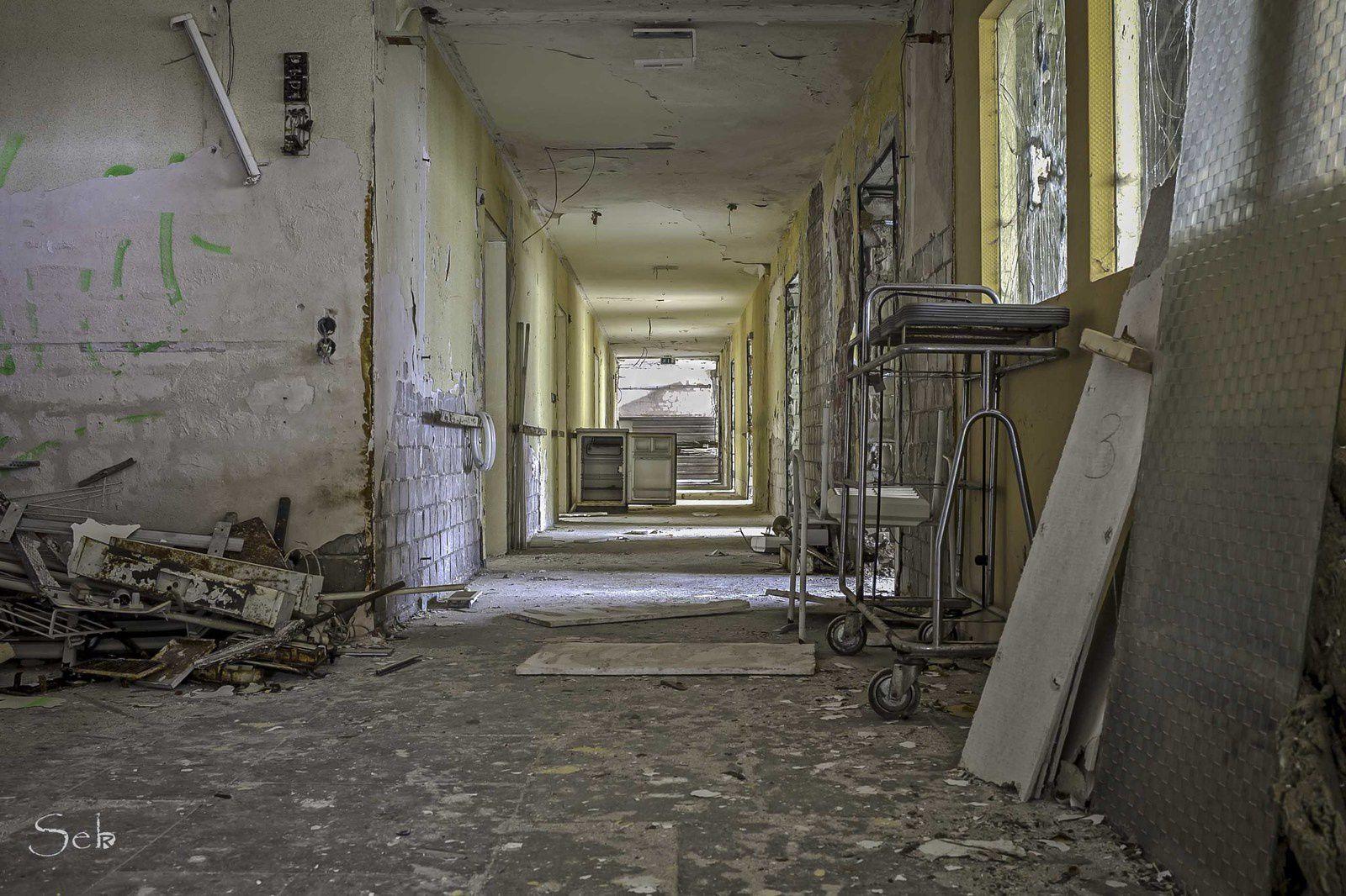 Urbex maison de retraite Allemagne